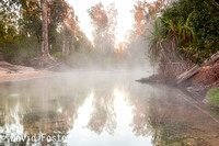 Steamy Morning, Douglas Hot Springs