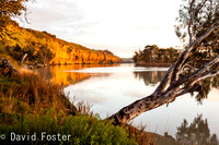 South Australia Mountains Rivers and Lakes Landscape Photos by David Foster