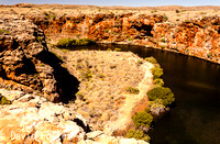 Yardie Creek Gorge, Cape Range National Park, Exmouth