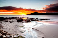 Bruny Sunrise, Adventure Bay