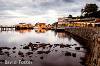 Early Morning in Strahan, Western Tasmania