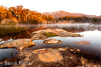 New South Wales Mountains Landscape Photos by David Foster